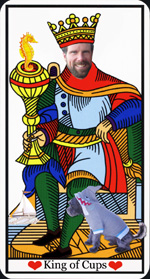 Brother - Chris - King of Cups