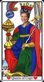 Sister- Diana - Queen of Cups
